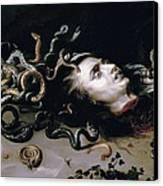 Rubens, Peter Paul 1577-1640. Head Canvas Print by Everett