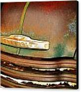 Rusty Gold Canvas Print by Marty Koch