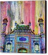 Sachal Sarmast Tomb Canvas Print by Catf
