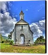 Saint Joeseph's Church Maui  Hawaii Canvas Print by Puget  Exposure