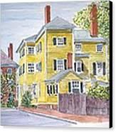 Salem Canvas Print by Anthony Butera