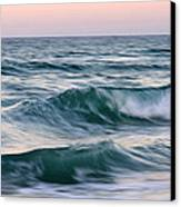 Saltwater Soul Canvas Print by Laura Fasulo