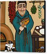 San Pascual Canvas Print by Victoria De Almeida
