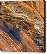 Sandstone Tapestry Canvas Print by Mike  Dawson