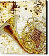 See The Sound Canvas Print by Jack Zulli