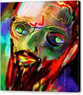 Self Development 6 Canvas Print by David Baruch Wolk