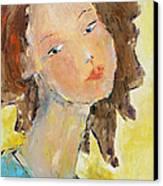 Serenade Canvas Print by Becky Kim