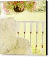 Serenity Canvas Print by Margie Hurwich