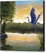 Serenity Canvas Print by Rick Huotari