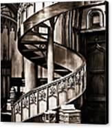 Serpentine Canvas Print by Venetta Archer