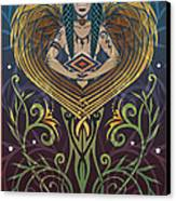 Shaman Canvas Print by Cristina McAllister