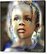 Shine On Me Canvas Print by Bob Salo