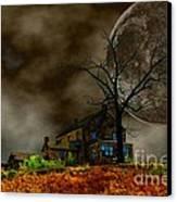 Silent Hill 2 Canvas Print by Dan Stone