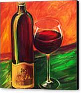 Simple Pleasures Canvas Print by Sheri  Chakamian