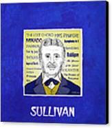 Sir Arthur Sullivan Canvas Print by Paul Helm