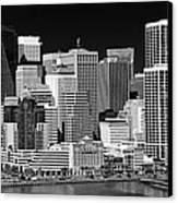 Skyline San Francisco Canvas Print by Ralf Kaiser