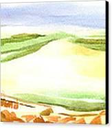 Sodom Found Canvas Print by Kip DeVore