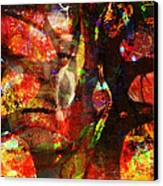 Sold Into A Forced Marriage Canvas Print by Fania Simon