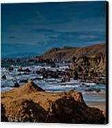 Sonoma Coast Canvas Print by Bill Gallagher