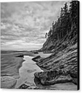 Soul Without Color Canvas Print by Jon Glaser