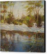 Southern Landscapes   Canvas Print by Nancy Stutes