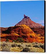 Southern  Utah Canvas Print by Jeff Swan