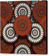 Spinning In Harmony  Canvas Print by Mike McGlothlen
