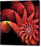 Spinning Canvas Print by Sandy Keeton