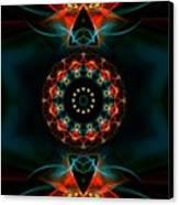 Spiritual Magic Canvas Print by Hanza Turgul