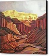Splendor Canvas Print by Suzanne  Marie Leclair