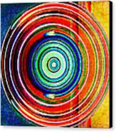 Spot On Canvas Print by Wendy J St Christopher