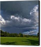 Spring Showers Canvas Print by JM Photography    Jim Mullholand