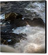 Spring Thaw II Canvas Print by Bob Orsillo