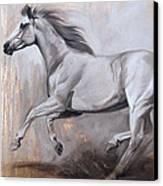 Sprint Canvas Print by JQ Licensing