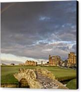 St Andrews Bridge Canvas Print by Chris Frost