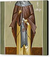 St Anthony Canvas Print by Julia Bridget Hayes
