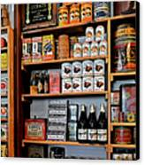 St Augustine's Oldest Store Canvas Print by Christine Till