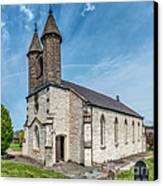 St Michael Church Canvas Print by Adrian Evans