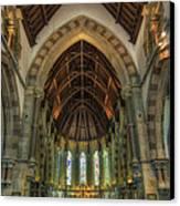 St Peter's Church Vertorama Canvas Print by Ian Mitchell