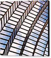 Stairway To Heaven Canvas Print by Rona Black