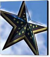 Star Canvas Print by Annette Persinger