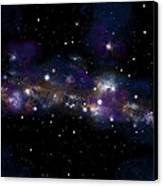 Starfield No.122712 Canvas Print by Marc Ward