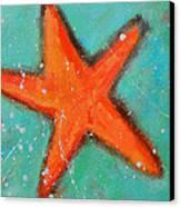 Starfish Canvas Print by Patricia Awapara