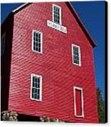 Starr' S Mill 2012 Canvas Print by Jake Hartz