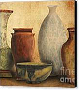 Still Life-d Canvas Print by Jean Plout