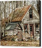 Still Standing Canvas Print by Terry Rowe