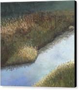 Still Water Canvas Print by Ginny Neece