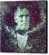 Strange Fellow 2 Canvas Print by James W Johnson