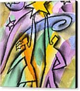 Success Canvas Print by Leon Zernitsky