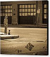 Summer Afternoon Canvas Print by Bob Orsillo